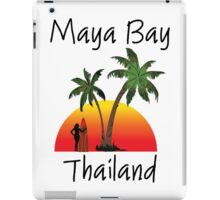 Maya Bay Thailand iPad Case/Skin
