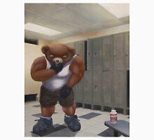 Bodybuilder Teddy - the Shrinkage Unisex T-Shirt