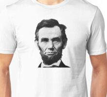 Abe Lincoln Unisex T-Shirt