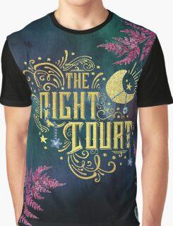 The Night Court Graphic T-Shirt