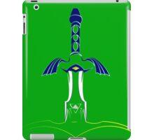 The Legend of Zelda - The Master Sword iPad Case/Skin