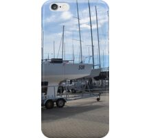 Boats out of the water #2 iPhone Case/Skin
