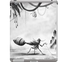 The hunter iPad Case/Skin