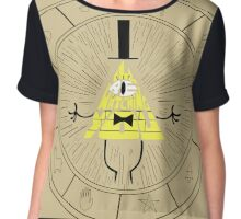 Bill cipher Chiffon Top