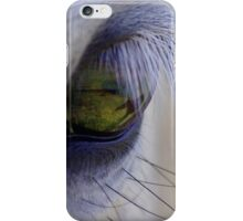 Silver and Green iPhone Case/Skin