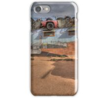 Mad Max Museum, Silverton, NSW iPhone Case/Skin