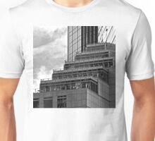 Urban Living in San Francisco - Terraced Apartments Unisex T-Shirt