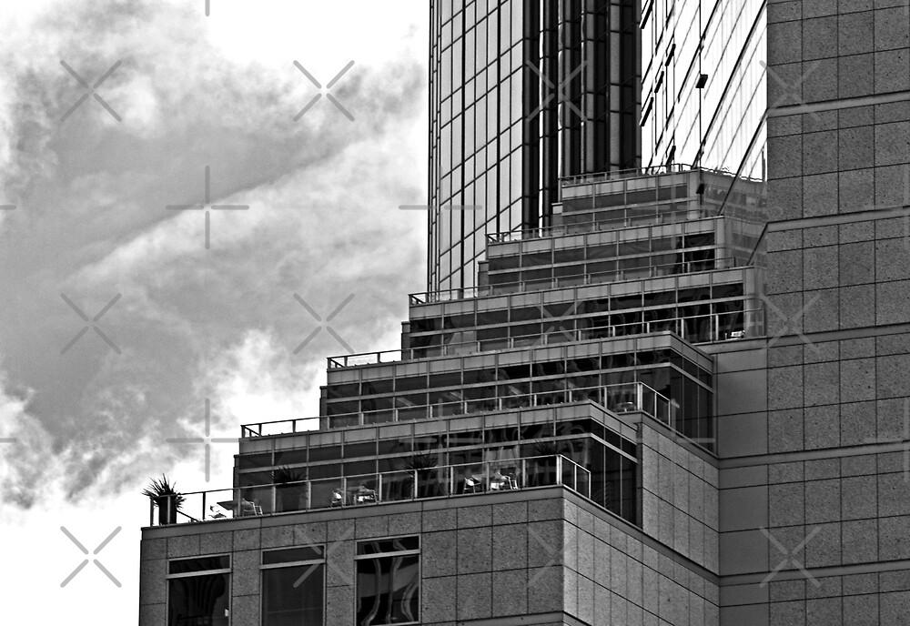 Urban Living in San Francisco - Terraced Apartments by Buckwhite