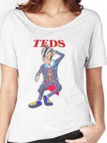 TEDS Women's Relaxed Fit T-Shirt