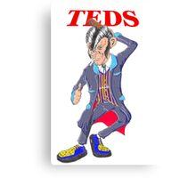 TEDS Canvas Print