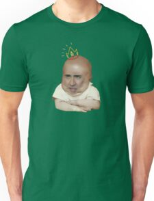 King Cage    ScarlettDesigns Unisex T-Shirt