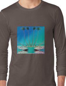 Hologram Plaza Long Sleeve T-Shirt