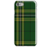 01339 University of Alberta Tartan  iPhone Case/Skin