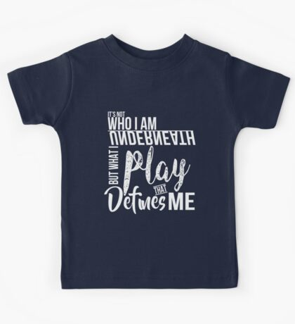 FunnyBONE What Defines Me Kids Tee