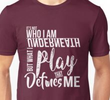 FunnyBONE What Defines Me Unisex T-Shirt
