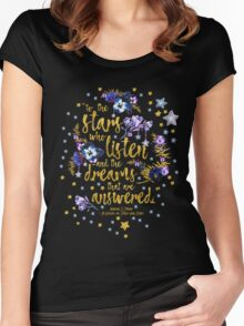 ACOMAF - To the Stars Women's Fitted Scoop T-Shirt