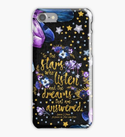 ACOMAF - To the Stars iPhone Case/Skin