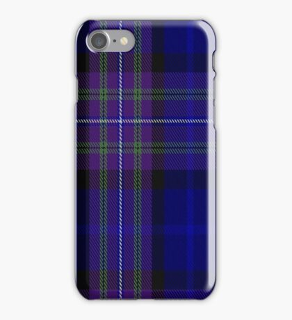 01431 Cowal District Tartan  iPhone Case/Skin