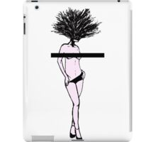 Sexy Head Explode  iPad Case/Skin