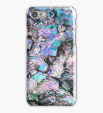 Mermaid Texture 1 iPhone Case/Skin