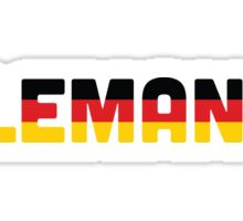 Alemania Sticker