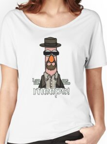 I am the one who meeps! Women's Relaxed Fit T-Shirt