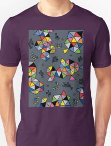 Edgewise grey Unisex T-Shirt
