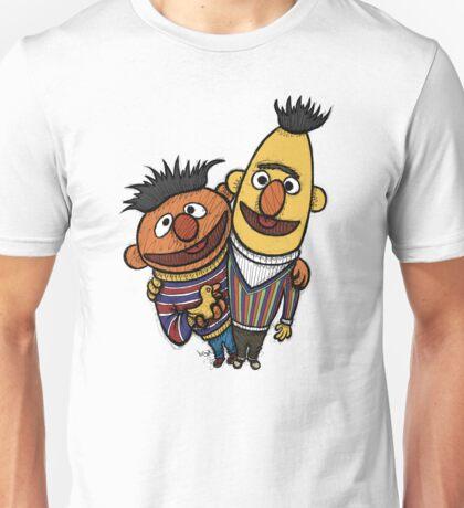 Bert And Ernie Unisex T-Shirt