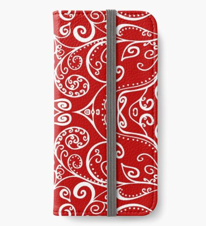 Silent Era, Red iPhone Wallet