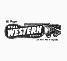 Real Western Stories Kids Clothes