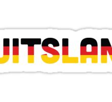 Duitsland Sticker
