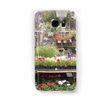 Farm and Flower Market Greenhouse Samsung Galaxy Case/Skin