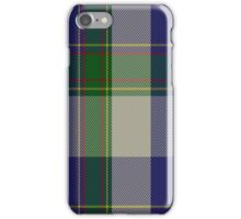 01419 Cornell Fashion Tartan  iPhone Case/Skin