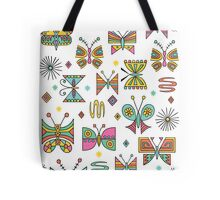 Butterfly Joy Tote Bag