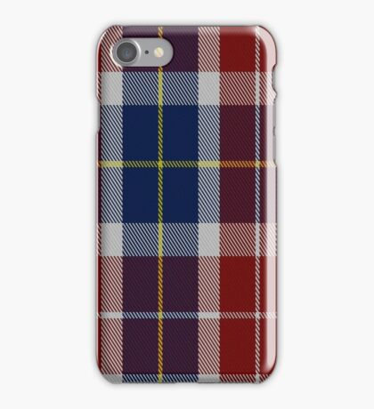 01414 Common Ground (Dress) Fashion Tartan iPhone Case/Skin