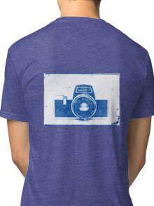 Cynotype Camera Tri-blend T-Shirt
