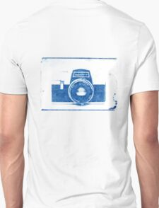 Cynotype Camera Unisex T-Shirt