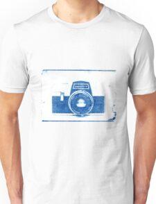 Cynotype Camera Unisex T-Shirt