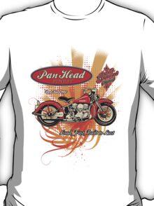 Panhead Motorcycle Design T-Shirt