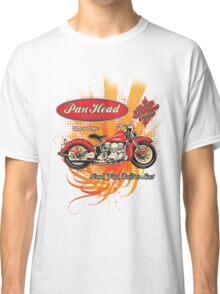Panhead Motorcycle Design Classic T-Shirt