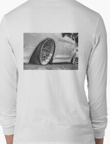Alloy Wheels in HDR Long Sleeve T-Shirt