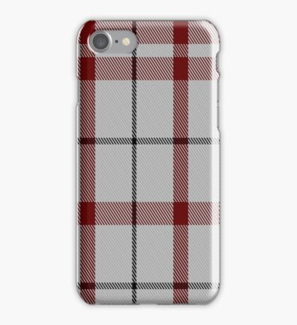 01407 Clayton Dress (Dance) Fashion Tartan  iPhone Case/Skin