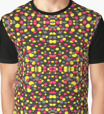 Valley Girl Dots Graphic T-Shirt