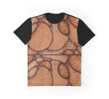 Coffee Bubbles Graphic T-Shirt