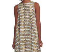 Ale b seeing you A-Line Dress