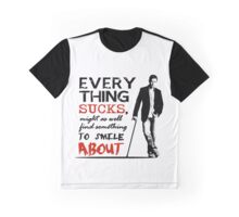 Dr House - Eveything sucks... Graphic T-Shirt