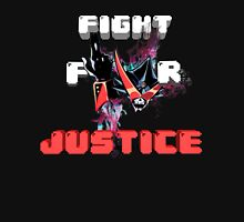 Overjustice -Fight for Justice!!!- Space patrol Luluco Unisex T-Shirt