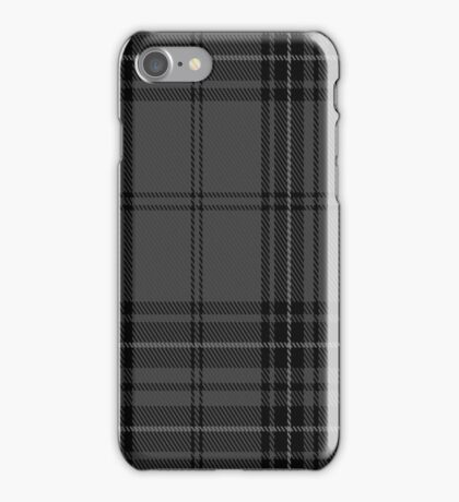 01404 City Building (Glasgow) LLP Tartan  iPhone Case/Skin