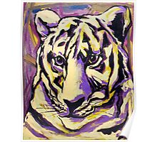 White Tiger, Not! Poster