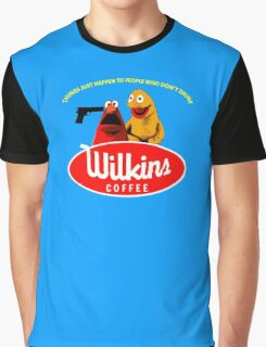 Wilkins Coffee Graphic T-Shirt